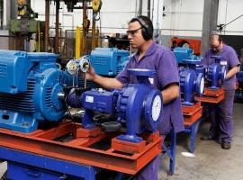 Manutenção De Motores E Bombas